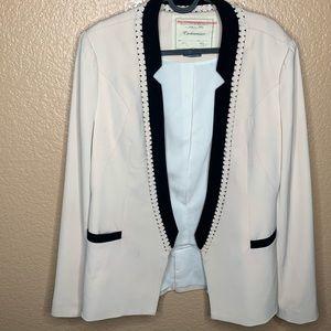 Anthropologie Blazer Long Jacket Sport Coat Sz L